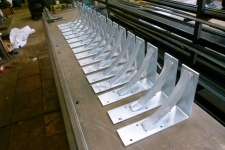 Heavy Duty Brackets ready for shipping