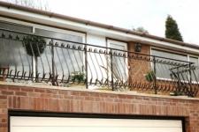 Italian Style Balcony