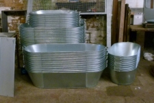 Tin baths bulk order