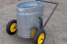 30 Gallon Water Carrier